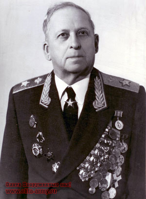 Peresyipkin Ivan Terentevich