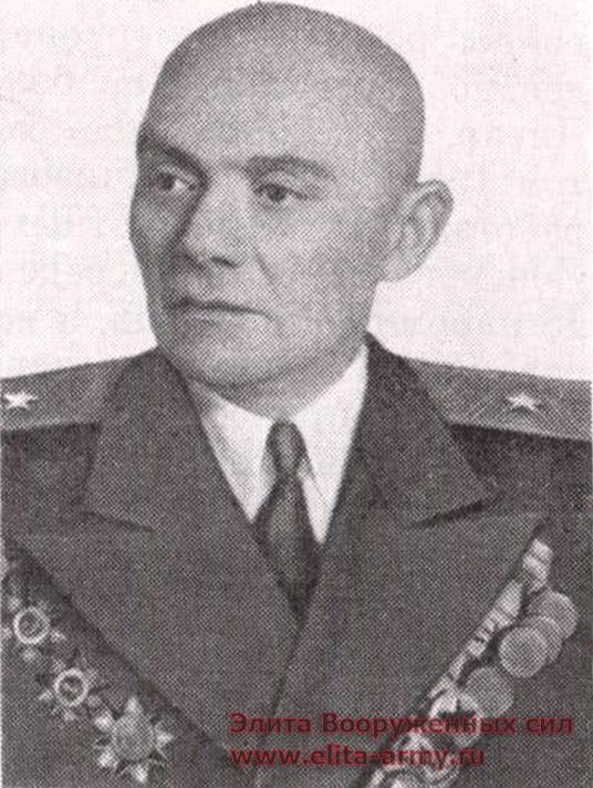 Kechedzhi Nikolay Konstantinovich