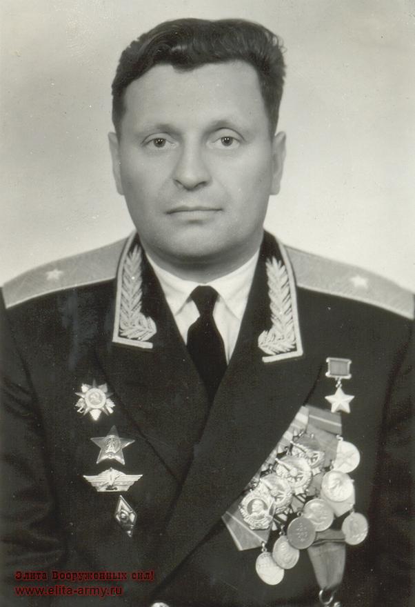 Starokon Ivan Ivanovich