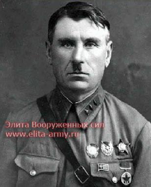 Akimov Stepan Dmitrievich