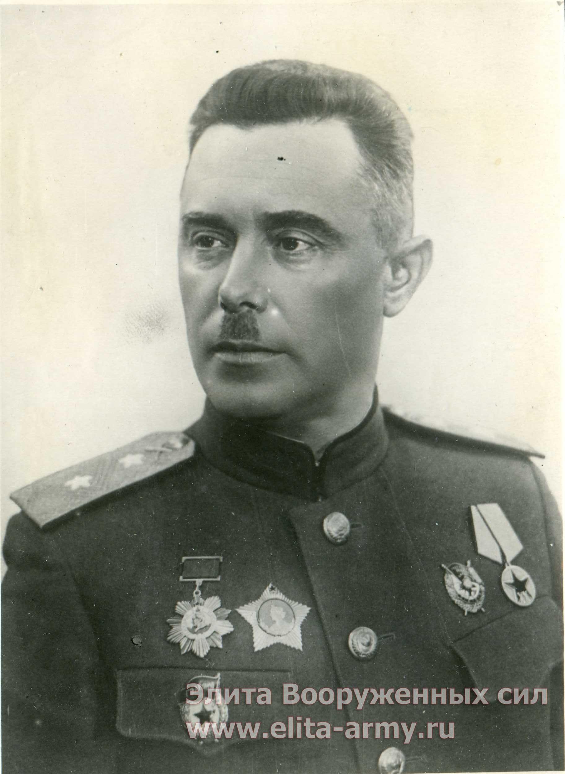 Strelbitskiy Ivan Semenovich
