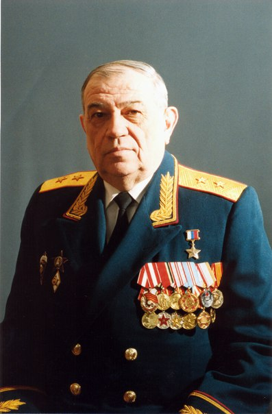 Scherbakov Leonid Ivanovich