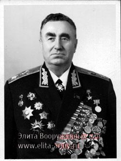 Batitskiy Pavel Fedorovich 1