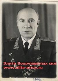 Agafonov Vasiliy Prohorovich