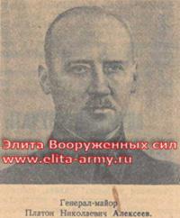 Alekseev Platon Nikolaevich