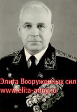 Kasatonov Vladimir Afanasevich