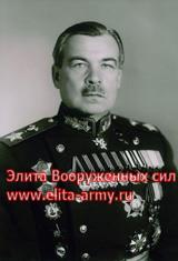Govorov Leonid Aleksandrovich