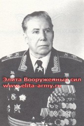 Kazakov Konstantin Petrovich