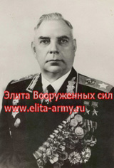 Kryilov Nikolay Ivanovich