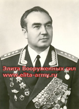 Kulikov Viktor Georgievich