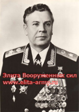 Lizichev Aleksey Dmitrievich