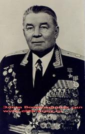 Margelov Vasiliy Filippovich