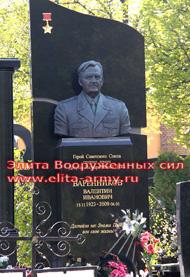 Moskva Troekurovskoe kladbische