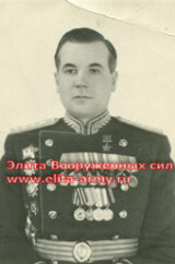 Nedelin Mitrofan Ivanovich