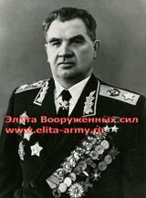 Chuykov Vasiliy Ivanovich