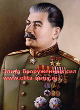 Stalin Iosif Vissarionovich