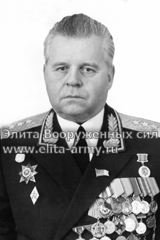Belonozhko Petr Ivanovich