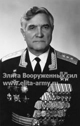 Borovyih Andrey Egorovich