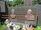 Moskva Kuntsevskoe kladbische