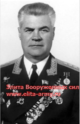 Cocks Nikolay Vasilyevich