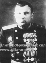Eagle Grigory Nikolaevich