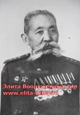 Gorodovikov Oka Ivanovich