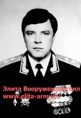 Gromov Boris Vsevolodovich