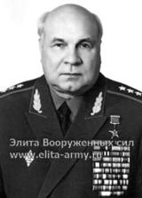 Komarov Fedor Ivanovich