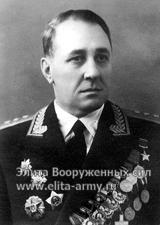 Komarov Vladimir Nikolaevich