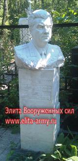 Moskva Vostryakovskoe kladbische