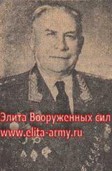 Chetverikov Nikolay Ivanovich