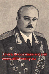 Homulo Mikhail Grigoryevich