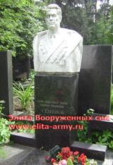 Moscow Kuntsevsky cemetery