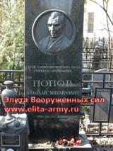 Moscow Vagankovsky cemetery
