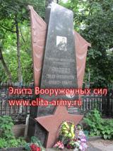 Odessa Hristinsky cemetery