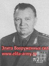 Potapov Yury Mikhaylovich