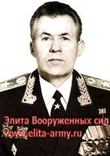Начальник Генерального штаба Виктор Николаевич Самсонов