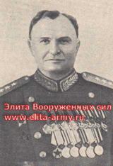 Shchadenko Efim Afanasyevich