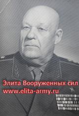 Shumilov Mikhail Stepanovich