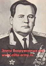 Golovkin Vasily Yakovlevich