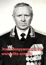 Tretyakov Valery Stepanovich