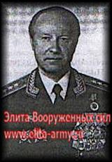 Sotskov Mikhail Mikhaylovich