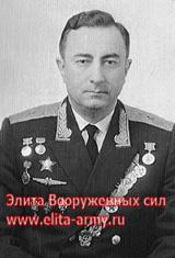 Agadzhanov Pavel Artemyevich
