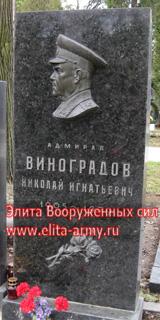 Moscow Kuntsevo cemetery