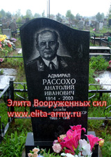 Peterhof Babigonsky cemetery
