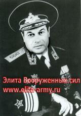 Selivanov Valentin Egorovich
