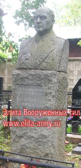 Zhukovsky cemetery Bykovo