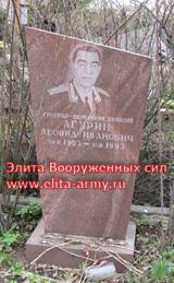 Moscow Troyekurovskoye Cemetery 2