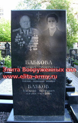 Moscow Danilovsky cemetery