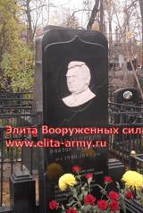 Moscow Vagankovo Cemetery